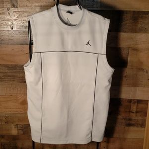 Men's Air Jordan sleeveless